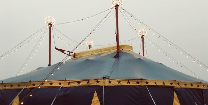 Circus Weissheit Zeltkrone