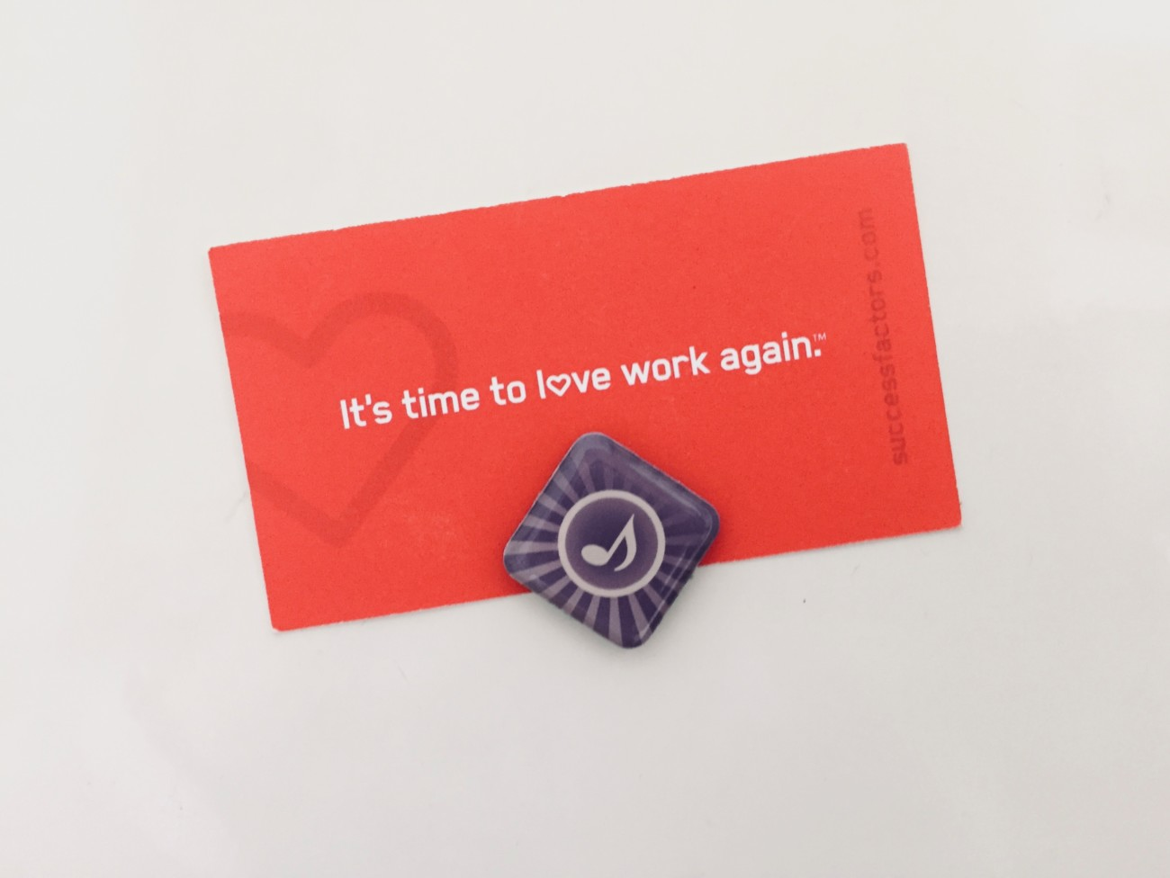 It's time to love work again