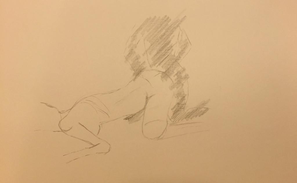 Skizze: Ficken ist Frieden
