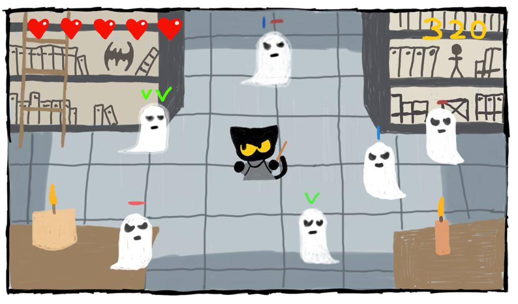 Bild: Helloween Google Doodle