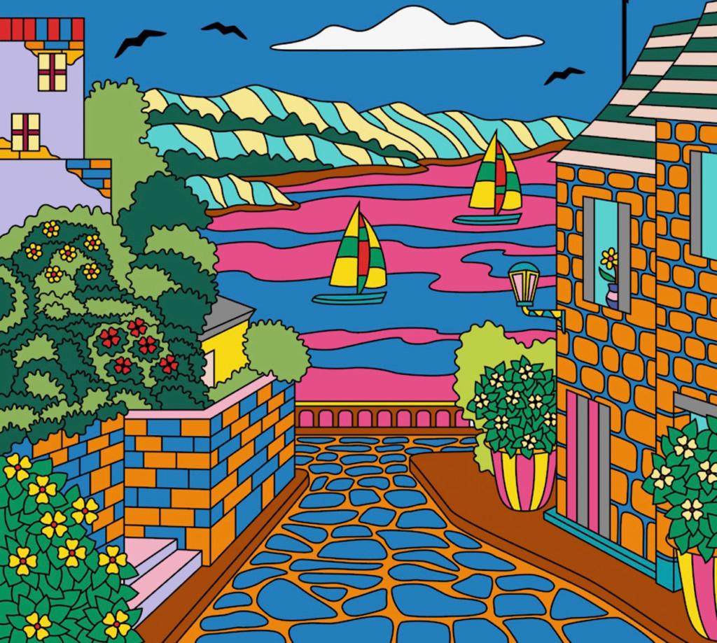 Bild: Malen für Erwachsene