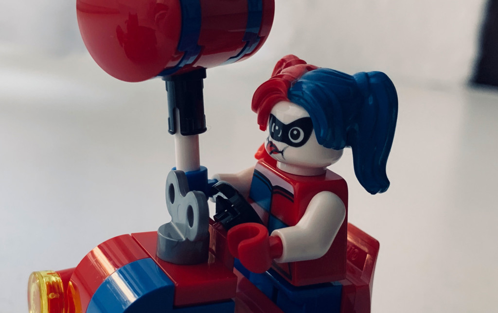 76092 - Mighty Micros: Batman vs Harley Quinn