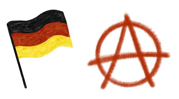 Anarchie in Deutschland