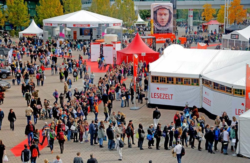 Frankfurter Buchmesse (Quelle: Frankfurter Buchmesse)