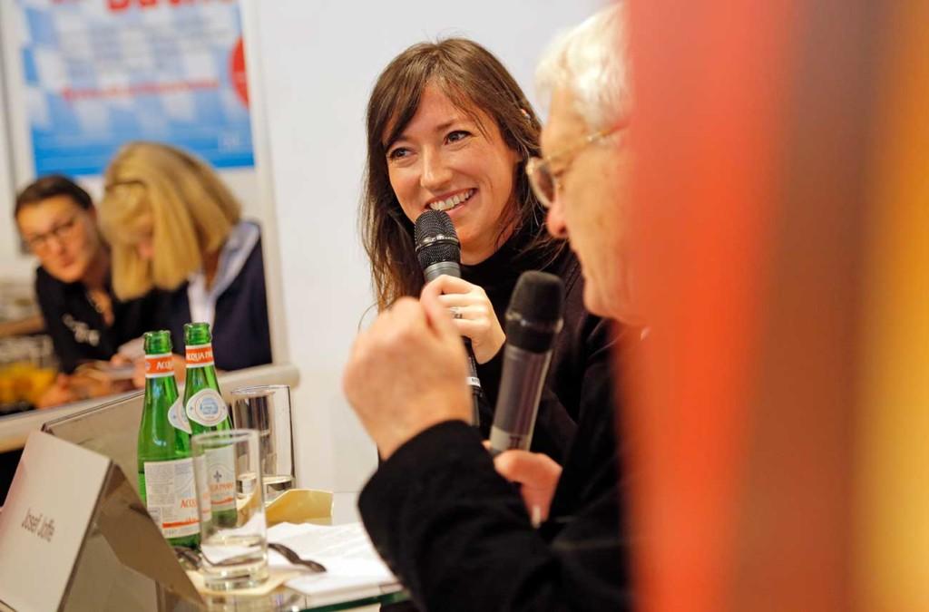Charlotte Roche (Quelle: Frankfurter Buchmesse)