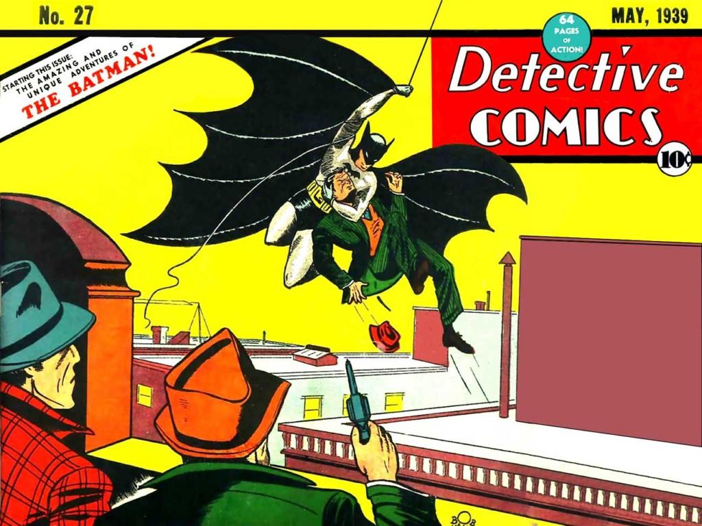 Detective Comics 27 (DC Comics)