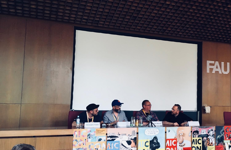 Comic Salon Erlangen 2018: 30 Jahre Zwerchfell