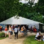 Comic Salon Erlangen 2018: Halle C (Zelt)