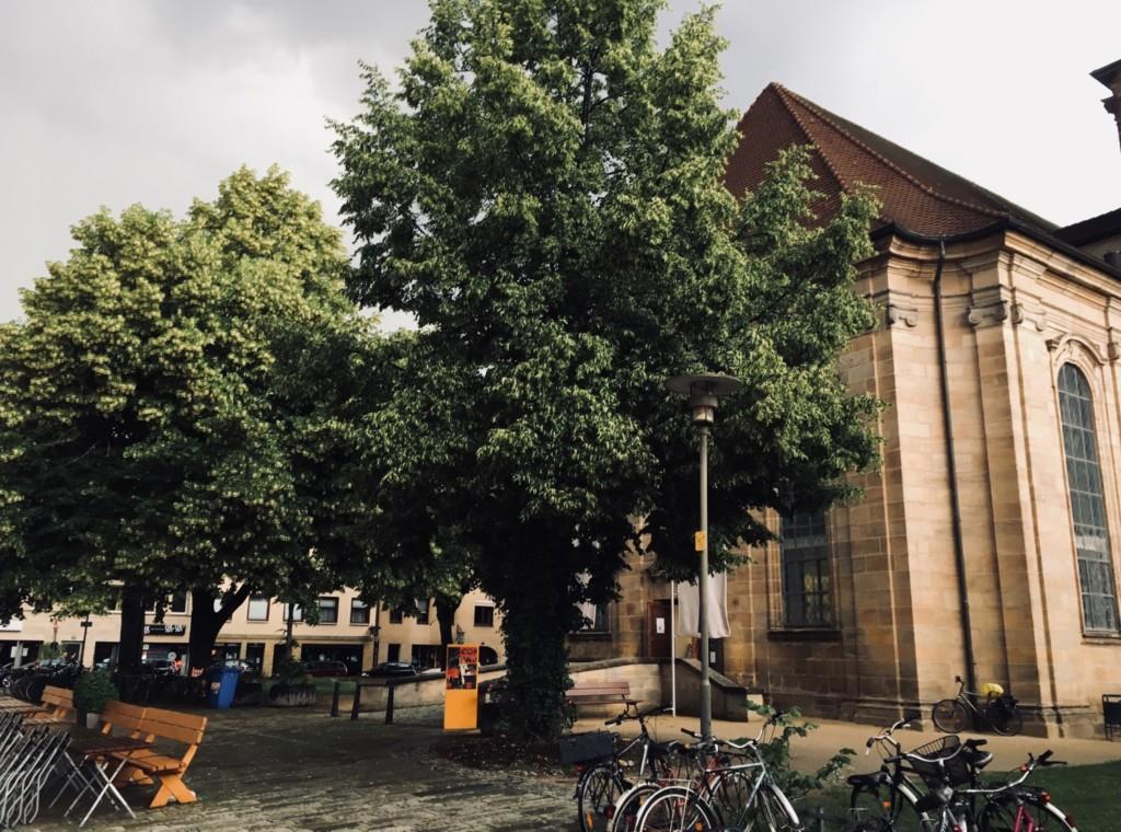 Comic Salon Erlangen 2018: Kreuz & Quer Kirche
