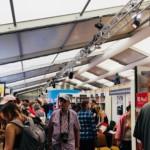 Comic Salon Erlangen 2018: Halle A (viel Betrieb)