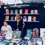 Comic Salon Erlangen 2018: Verlag Schreiber & Leser