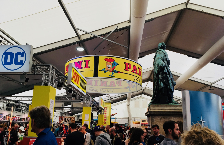 Comic Salon Erlangen 2018: Panini Bandarolle