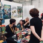 Comic Salon Erlangen 2018: Sarah Burrini