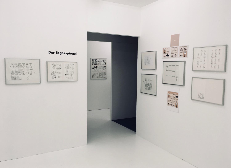 Comic Salon Erlangen 2018: Ausstellung im Redoutensaal