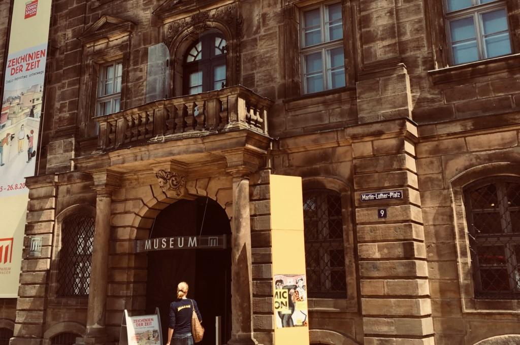 Comic Salon Erlangen 2018: Das Museum