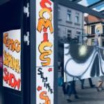 Comic Salon Erlangen 2018: Comic Seminar Ausstellung