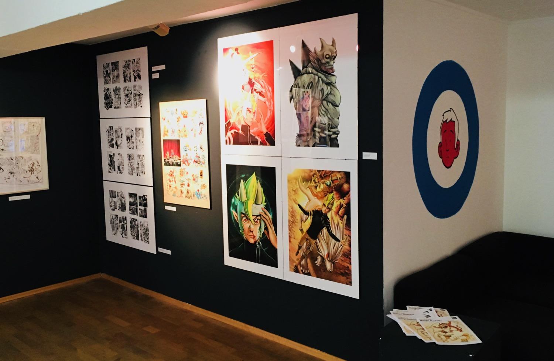 Comic Salon Erlangen 2018: Manga Madness (Ausstellung)