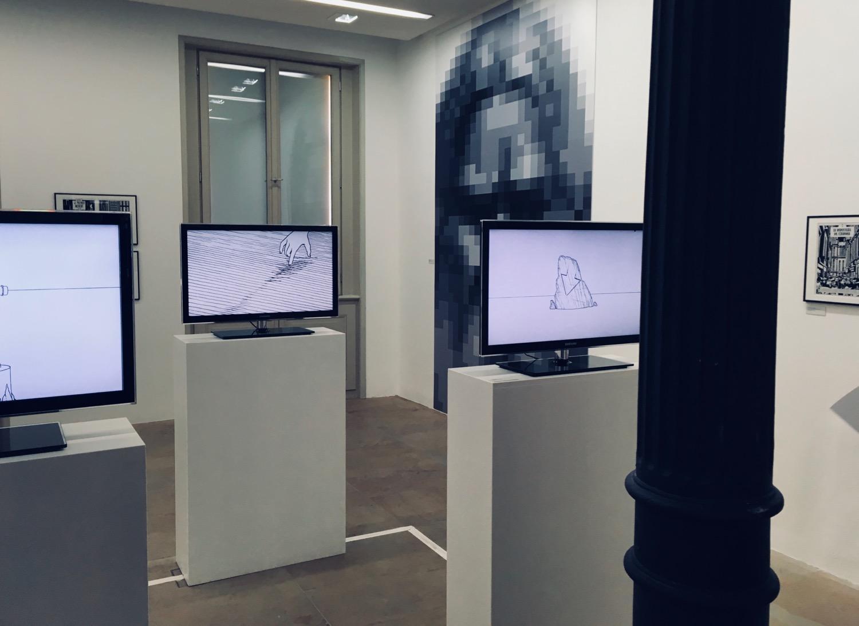 Comic Salon Erlangen 2018: Gefangener der Träume (Ausstellung im Kunstpalais)