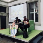 Comic Salon Erlangen 2018: Asterix Lesung (aber uff fränkisch)