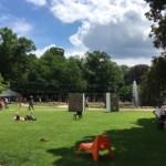 Comic Salon Erlangen 2018: Der Schlosspark (mal wieder)