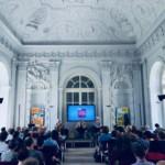Comic Salon Erlangen 2018: Podiumsdiskussion mit Flix in der Orangerie