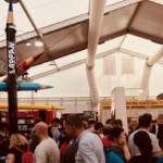 Comic Salon Erlangen 2018: Überdimensionierte Stifte