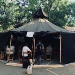 Comic Salon Erlangen 2018: Zirkuszelt auf dem Kinder Comic Festival