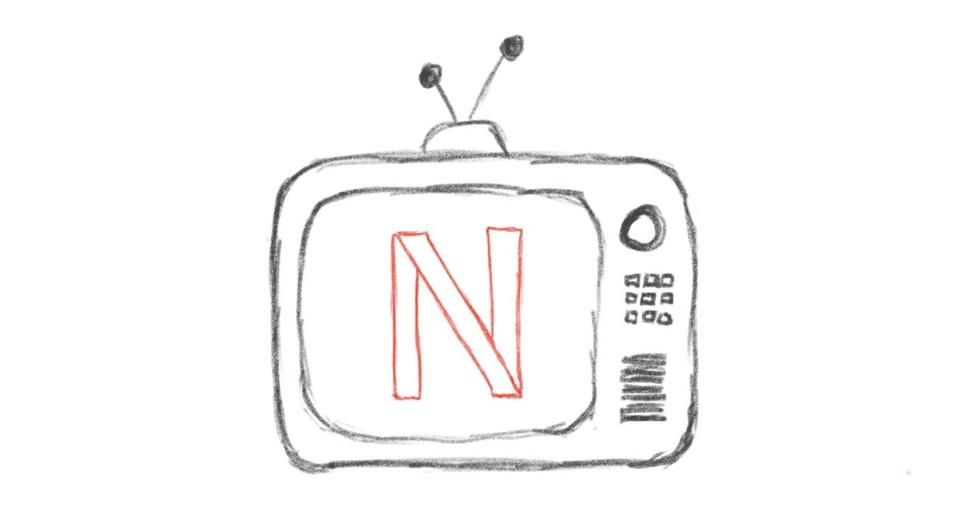 Fernseher Netflix