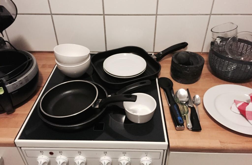 Abwasch fertig!