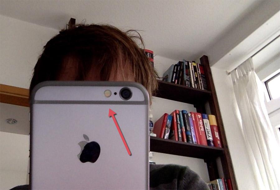 iPhone 6 Kunststoff