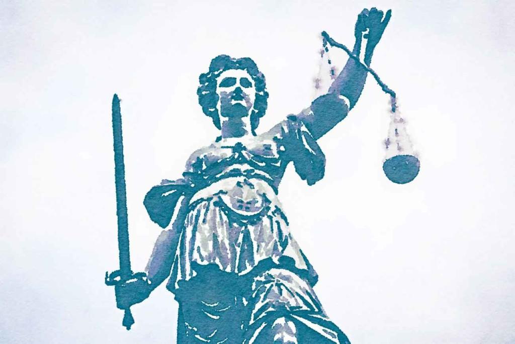 Bild: Justitia