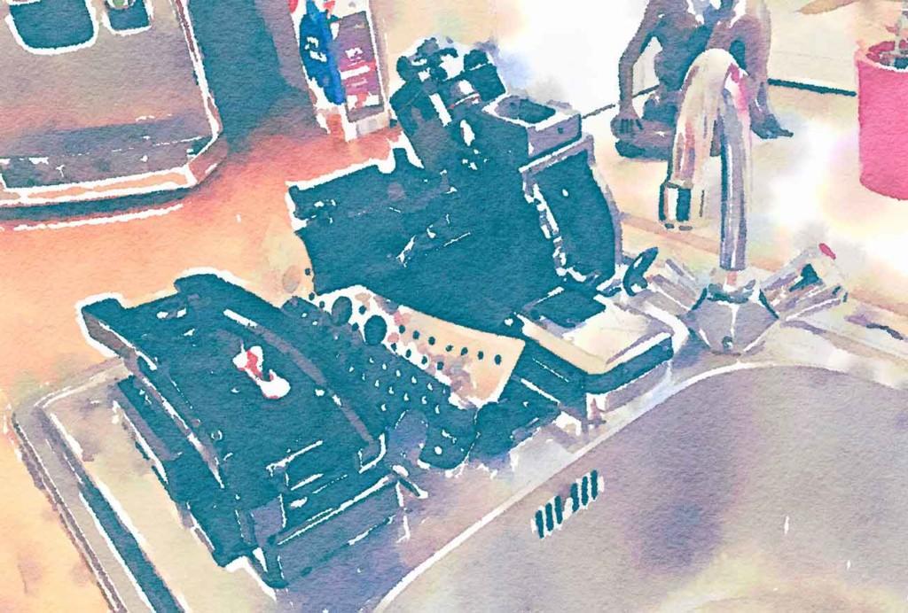 Bild: Reinigung Kaffeevollautomat