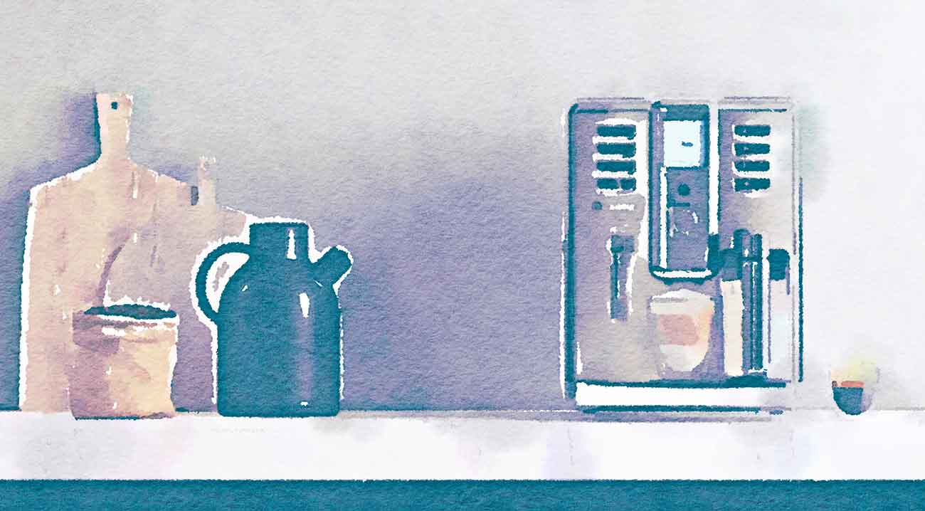 Bild: Kaffeevollautomat