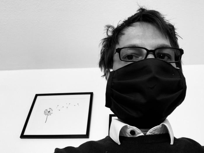 Keine Wörter. Keine Personen. Tag 7/7. Die Maske.