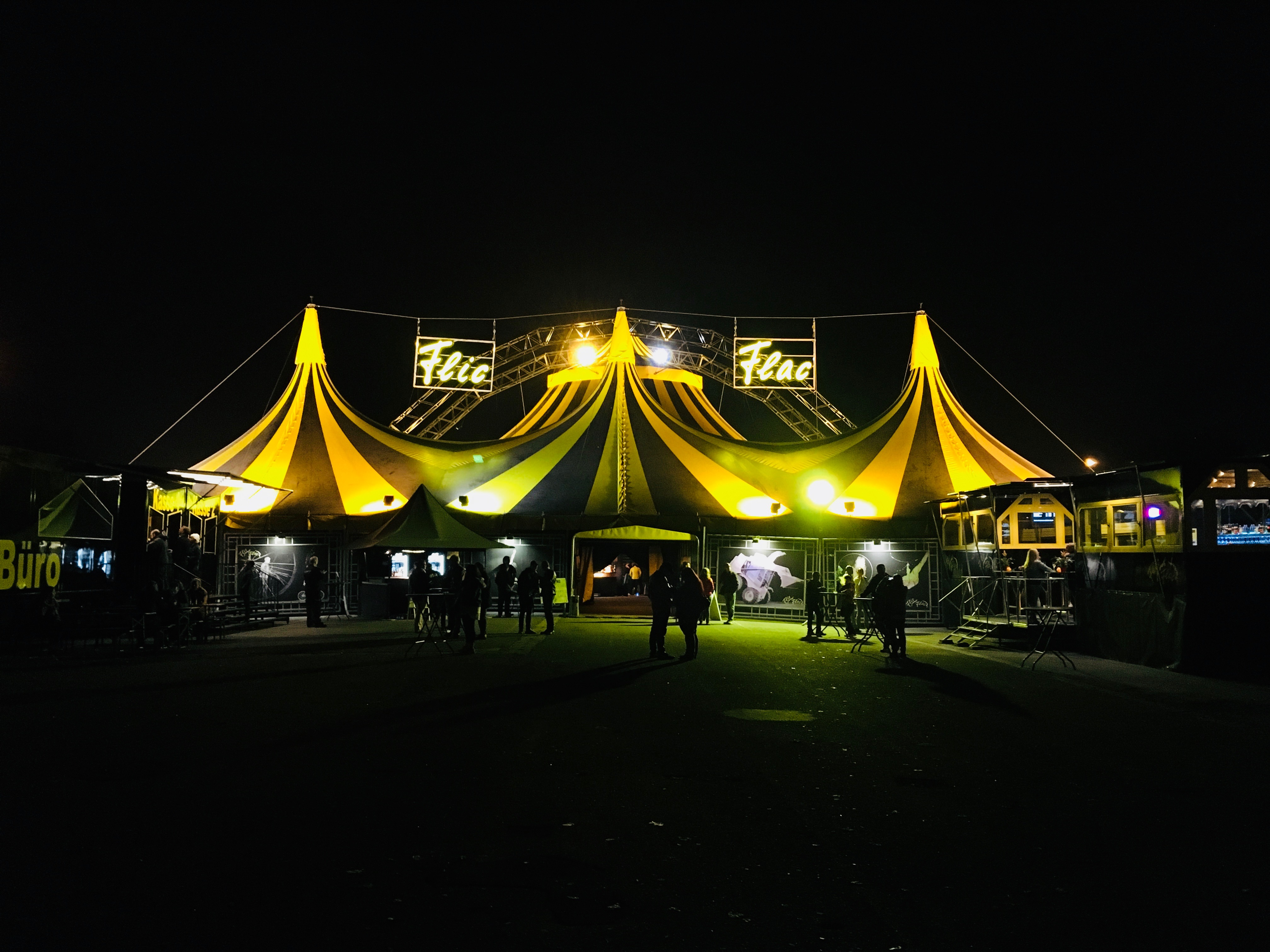 Circus FlicFlac in Mannheim