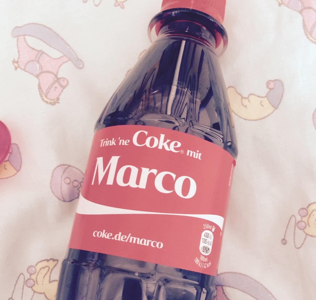 Coke Marco