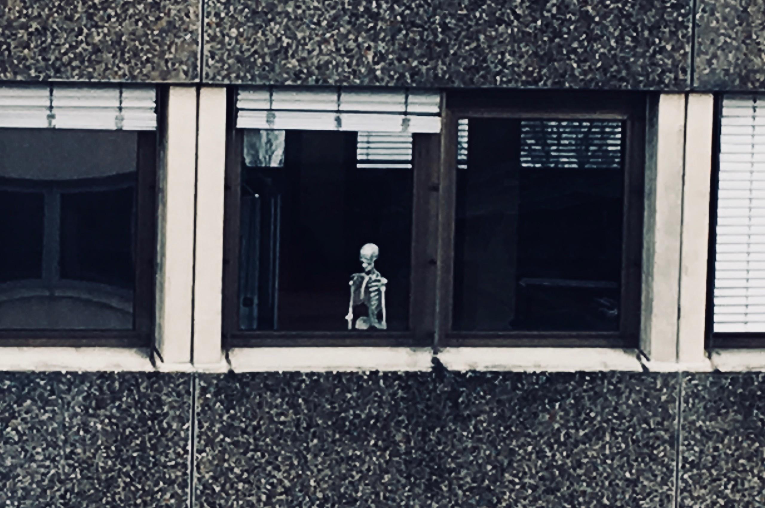 Der Tod am Fenster