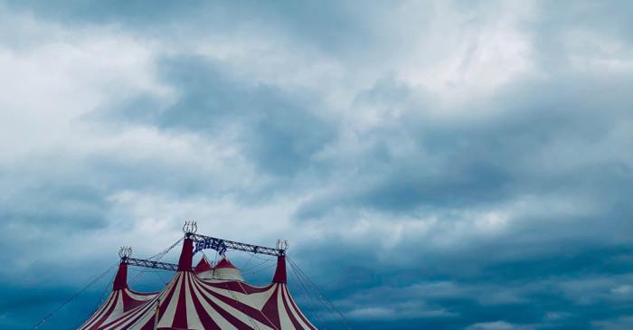 Der Zirkus ruft