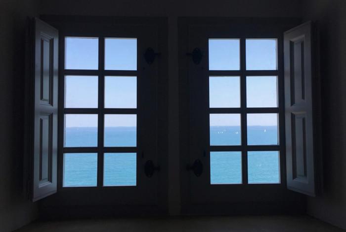 Fenster zum Meer (Pablo Picasso Museum)