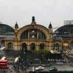 Zirkus011: Hauptbahnhof Frankfurt