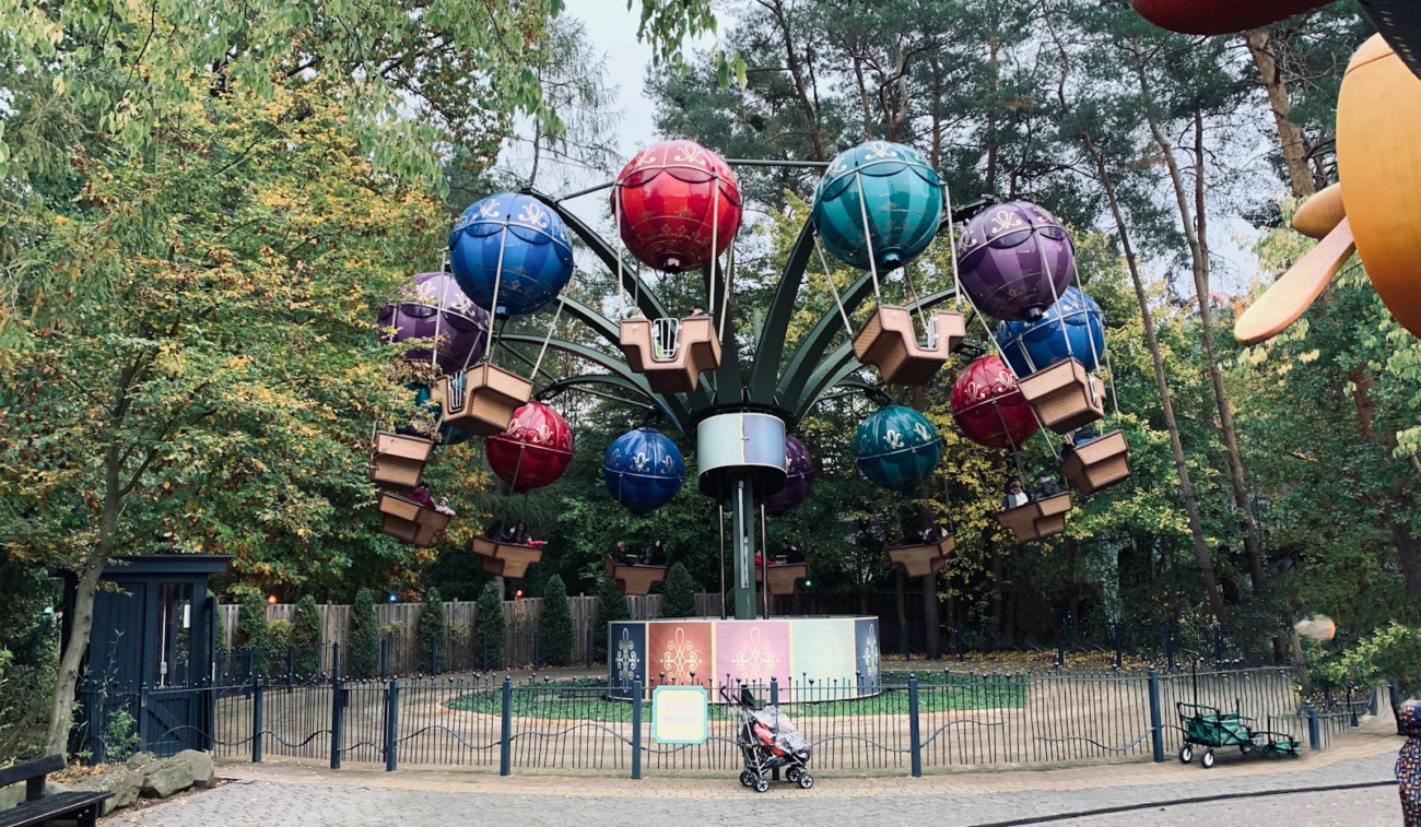 Holiday Park Ballon Karussell