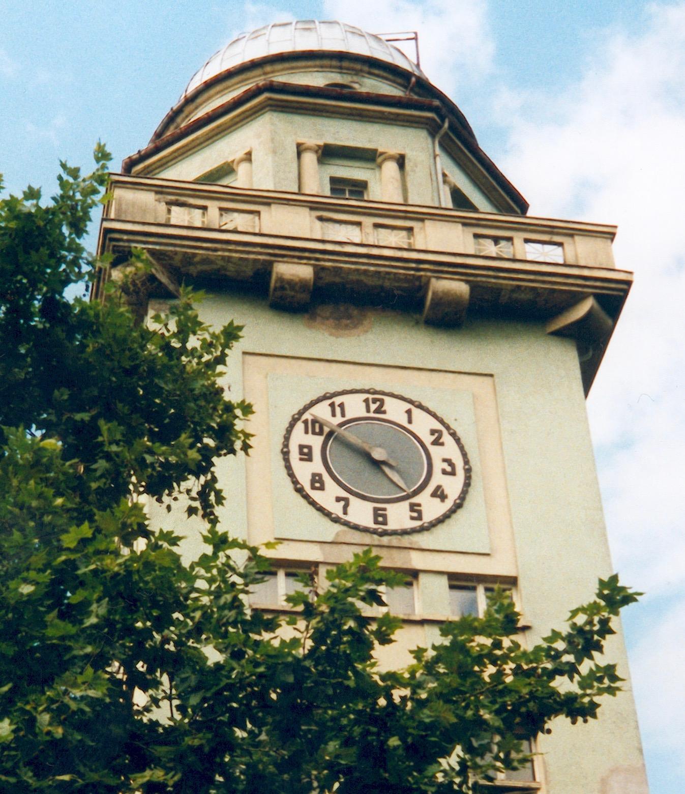 Ludwigshafen Turmuhr