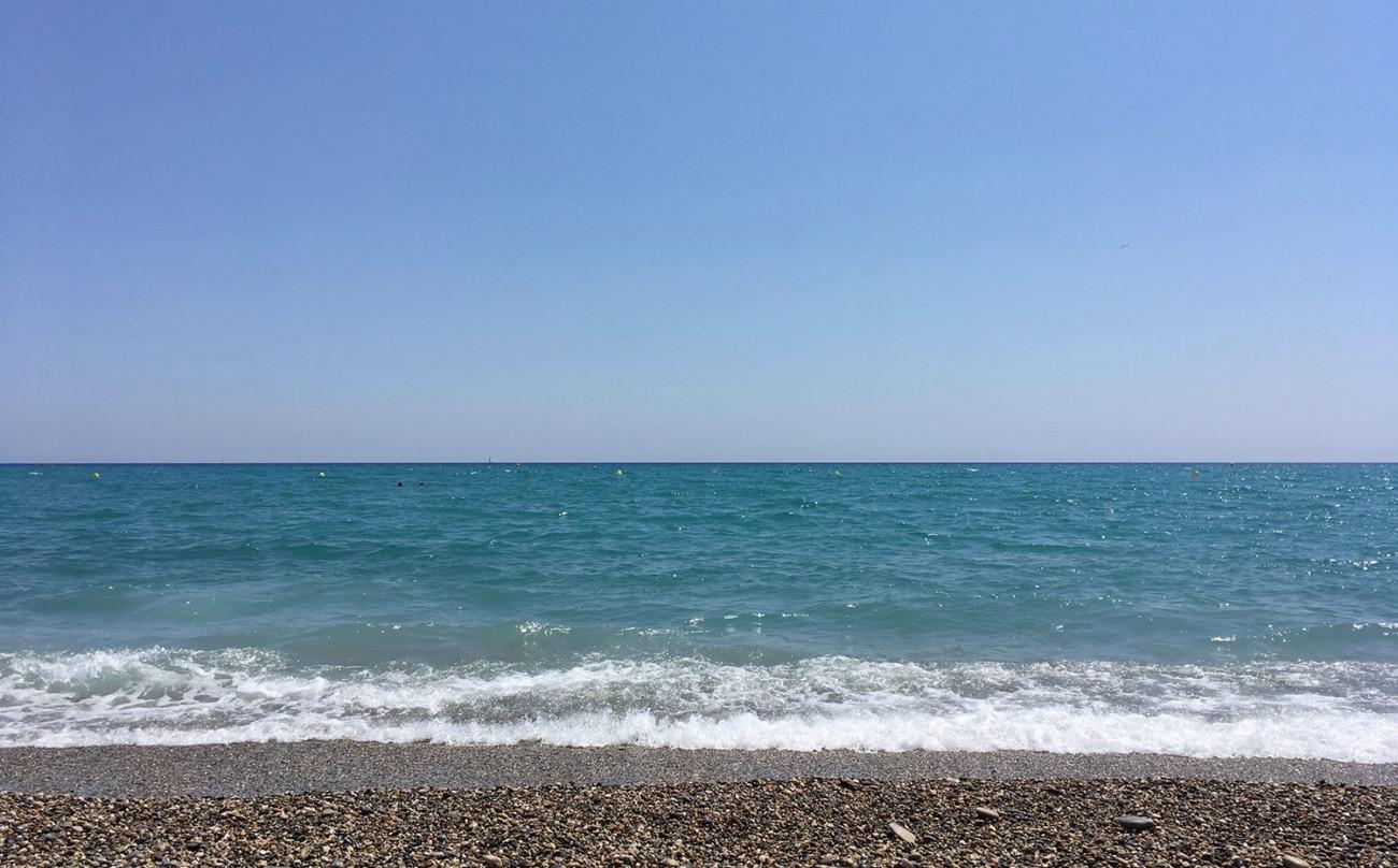 Das Meer in Cognes sur Mer