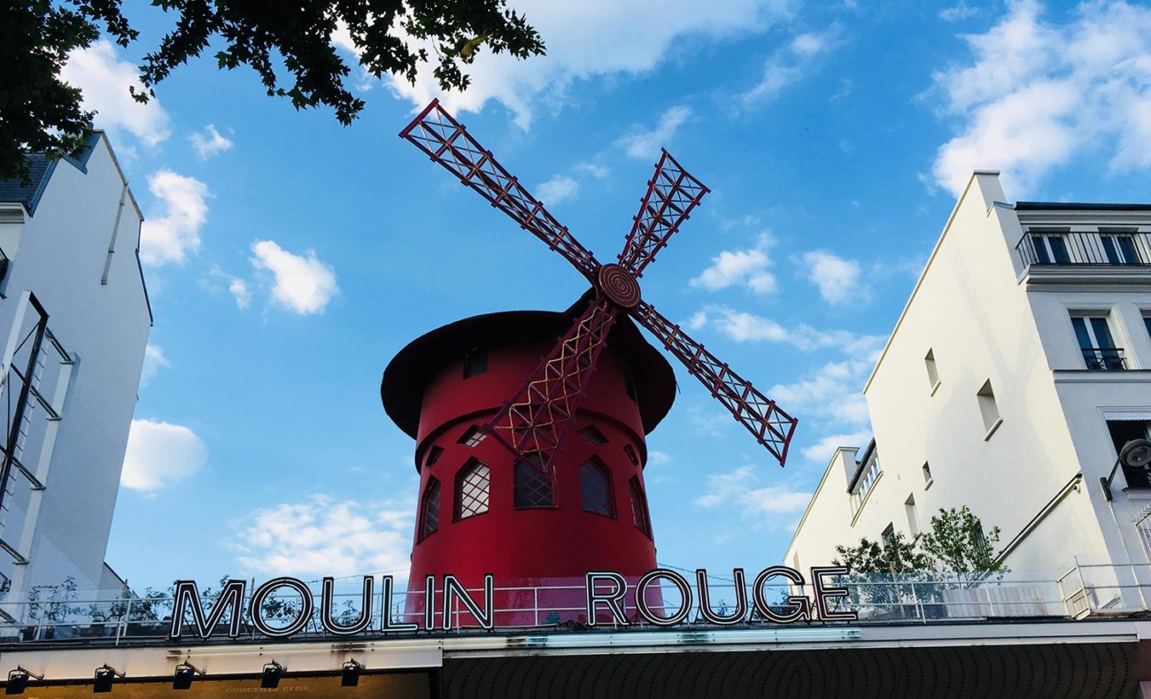 Moulin Rouge Mühle