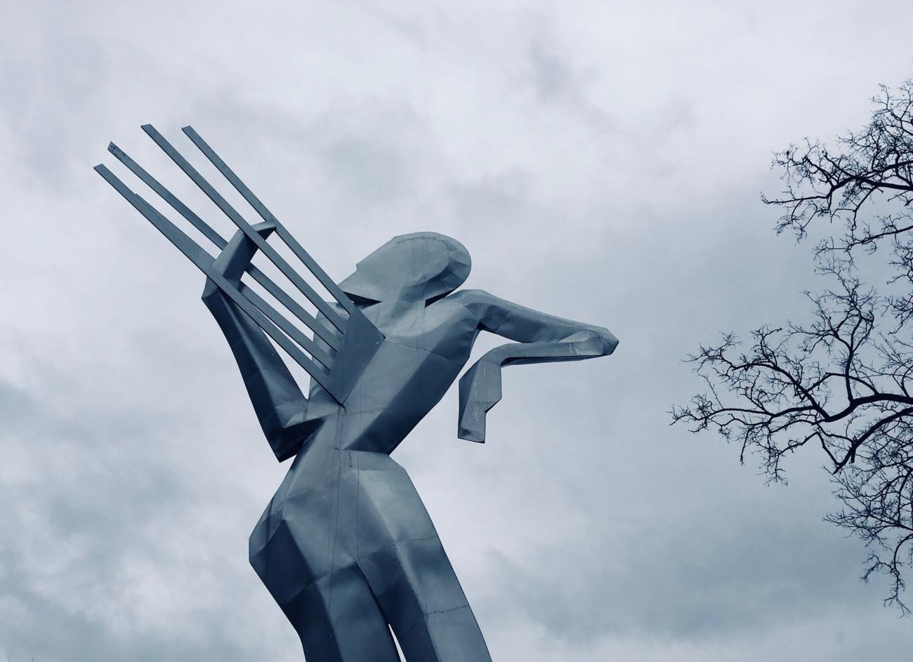 Skulptur Orpheus Speyer