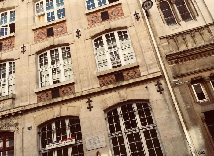 Fassade Paris