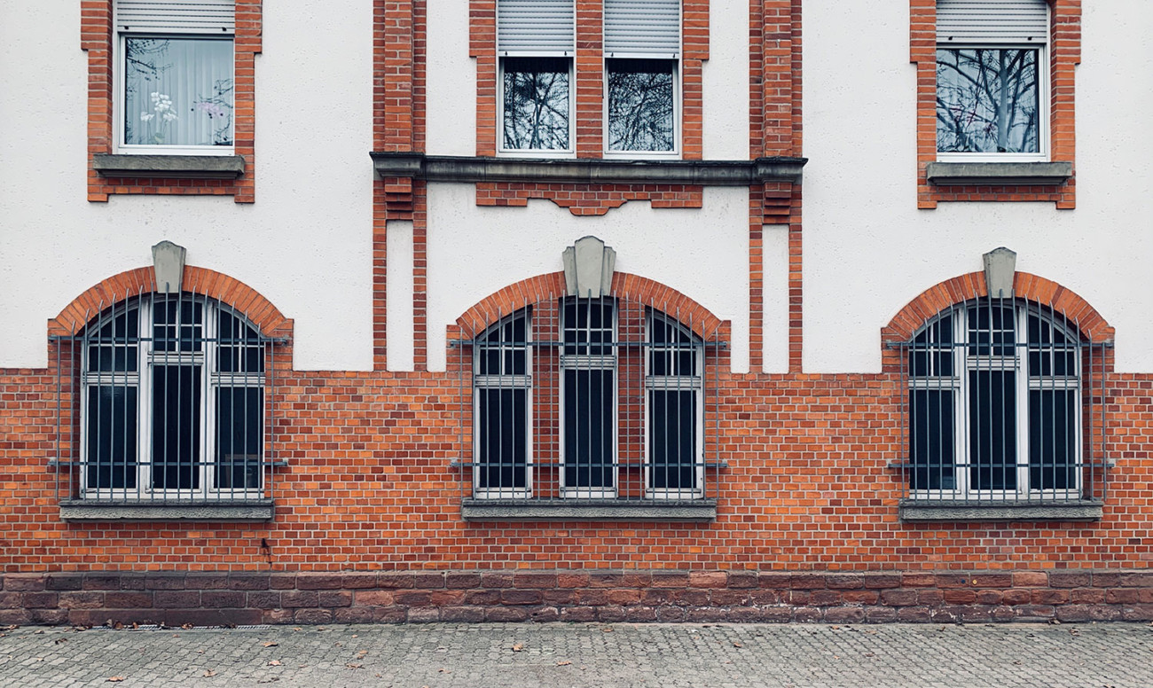 Hausfront Speyer