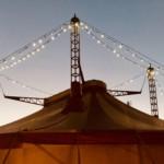 Zirkus Paletti Zirkuszelt