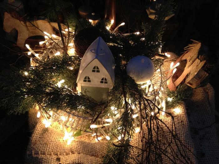 Spelzenhof Weihnachtsdekoration
