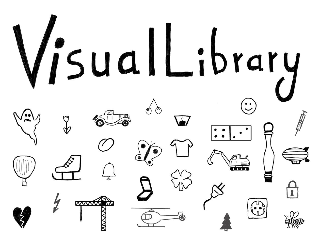 Thumnail: Visual Library Sketchnote